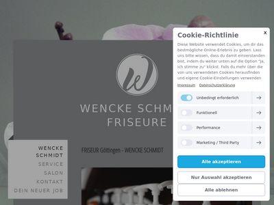 Wencke Schmidt Friseure