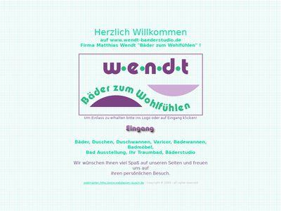 Matthias Wendt Heizung-Sanitär