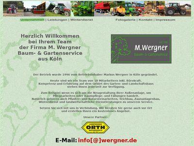 Wergner Markus Baum & Gartenservice