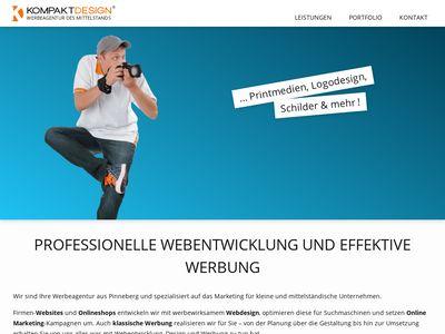 A Pfiffiges Webdesign