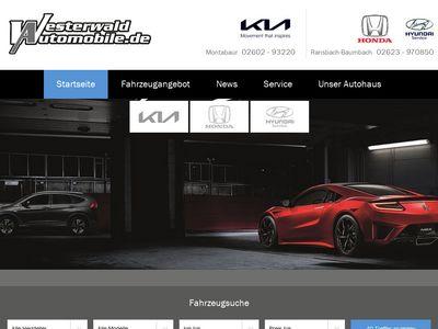 Westerwald Automobil