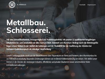 Wesuls Metallbau Schlosserei