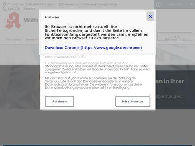 Wilhelm-Apotheke Jürgen Böhne e. K.
