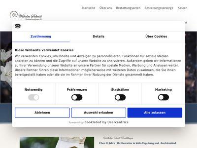 Wilhelm Scheidt Bestattungen e. K.