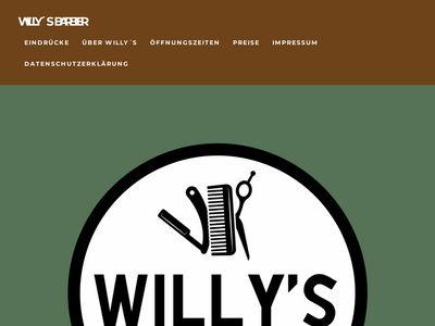 Willys Friseur und Barbier