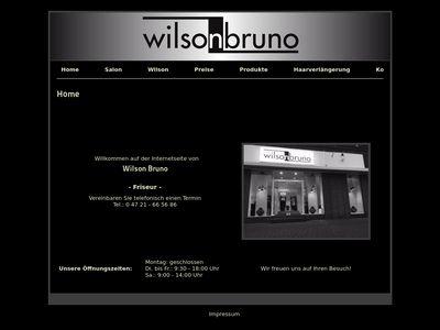 Wilson Bruno
