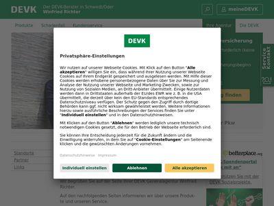 DEVK Versicherung: Winfried Richter