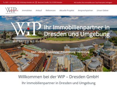 WIP Dresden Immobilien