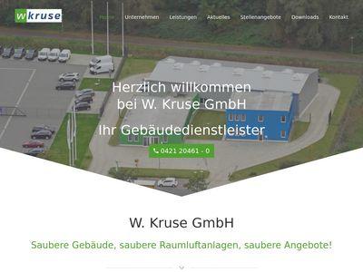 A. W. Scharff, Gebäudereinigung GmbH