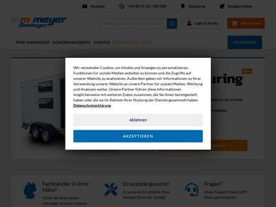 Wm meyer Anhänger GmbH