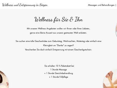 Wellness für Sie &Ihn