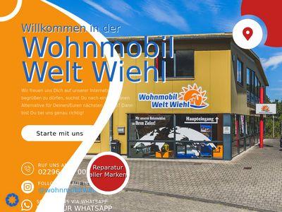 Wohnmobil Welt Wiehl