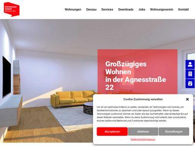 Wohnungsverein Dessau eG