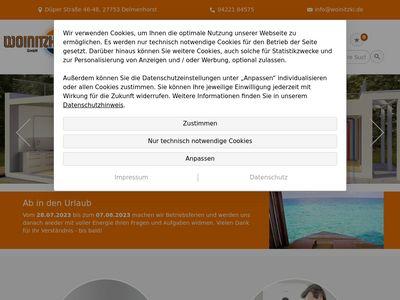 Woinitzki GmbH Heizung-Lüftung-Sanitär