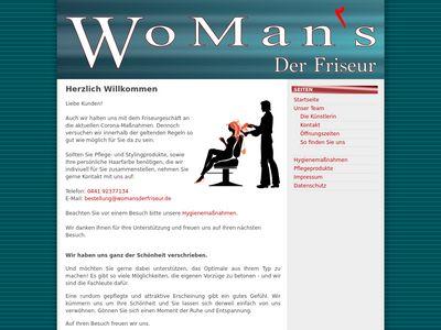 Fitnessstudio Womans