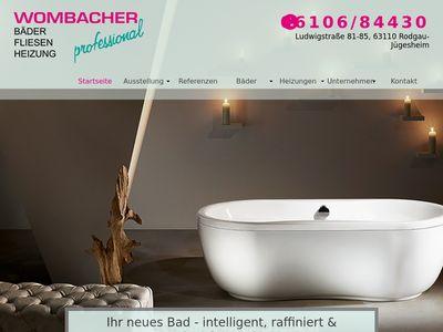 Wombacher Haustechnische GmbH