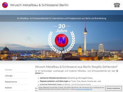 Wrusch Metallbau & Schlosserei