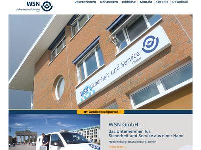 WSN-Sicherheit und Service GmbH