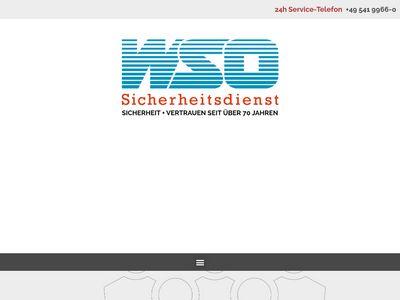 WSO Sicherheitsdienst GmbH