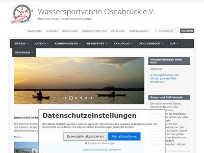 WSV Osnabrück e.V. - Kanupolo
