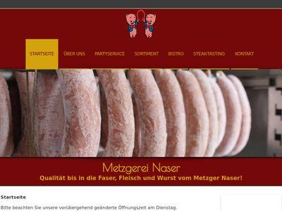 Metzgerei Naser