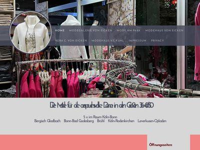 Boutique creation La Mode Marianne Gründel