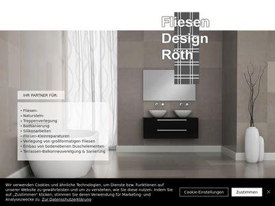 Fliesen Design Röth