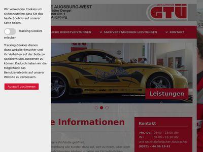 Kfz-Prüfstelle Augsburg-West