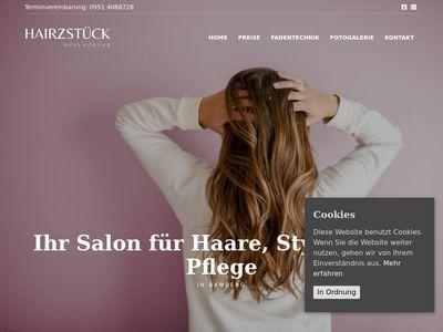 Friseur HairZstück