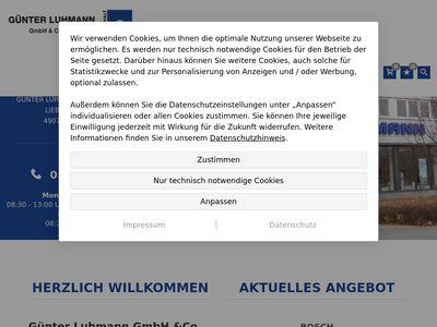 Luhmann Günter & Co. KG