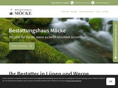 Bestattungshaus Möcke