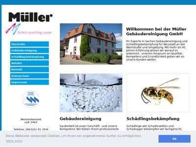 Müller Gebäudereinigung GmbH