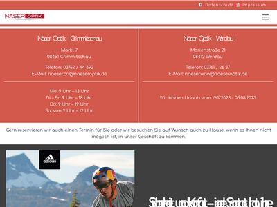 Annett Kasmekat Augenoptiker
