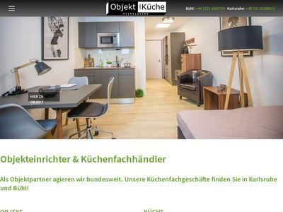 Objekt und Küche Leicht Baden GmbH