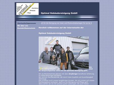 OPTIMAL Gebäudereinigung GmbH