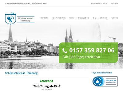 Schlüsseldienst Hamburg
