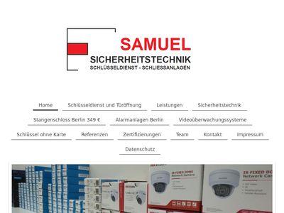 Schlüsseldienst Samuel