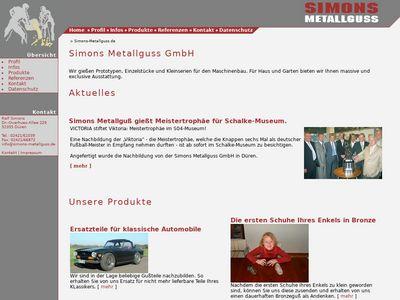 Simons Metallguss GmbH