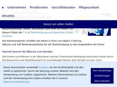 T&W Textilreinigung und Wäscherei GmbH