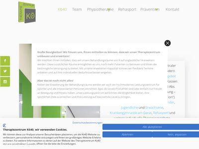 Therapiezentrum Kö40