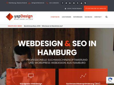 YapDesign - SEO & Webdesignagentur