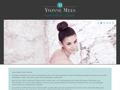 Yvonne Mees - natürlich Haar