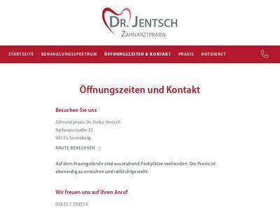 Zahnarztpraxis Dr. Heiko Jentsch