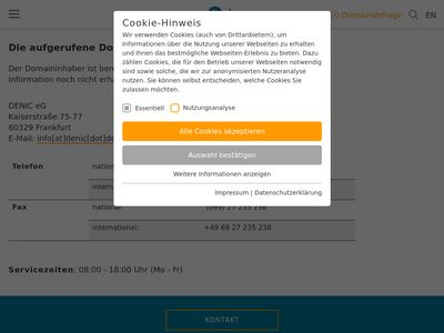 Zahnarzt Dr. Balz Backnang