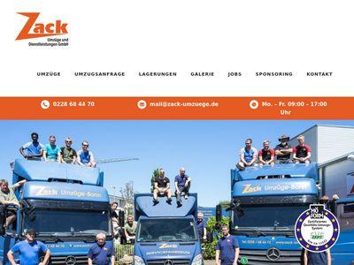 Zack Umzüge GmbH