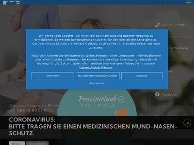Zahnarzt- und Oralchirurgiepraxis Roos