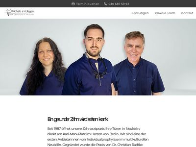 Radtke Christian Dr. Zahnarzt