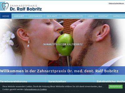 Ralf Bobritz Zahnarzt