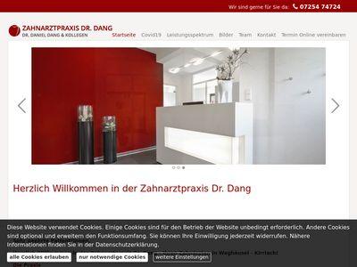 Zahnarztpraxis Dr.Dang