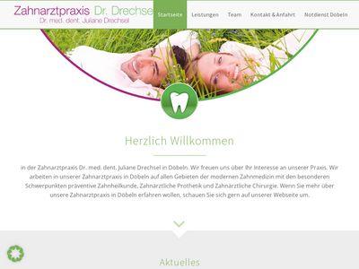 Dr. Juliane Drechsel Zahnarztpraxis
